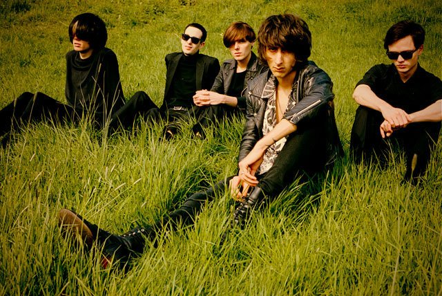 The Horrors colour