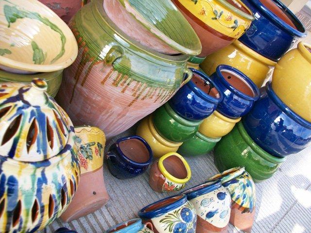 Ceramic spirit