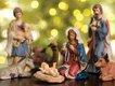 Nativity scene home