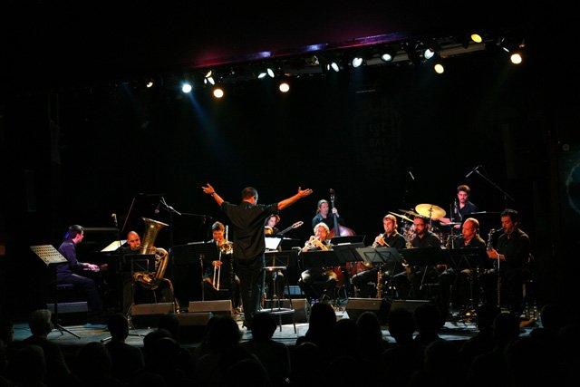 Publio Delgado Jazz Ensemble