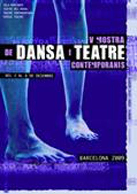 V Mostra de Dansa i Teatre Contemporanis
