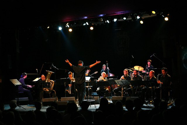 Publio Delgado Jazz Ensemble
