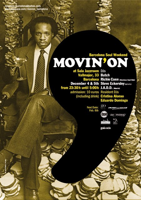 Movin On Soul Weekend