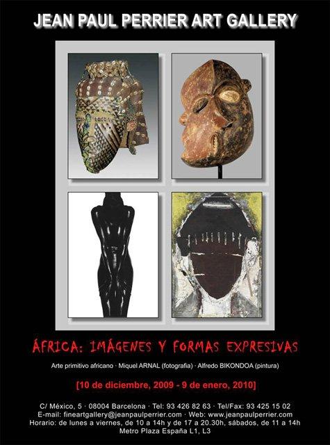 África: Imagenes y Formas Expresivas