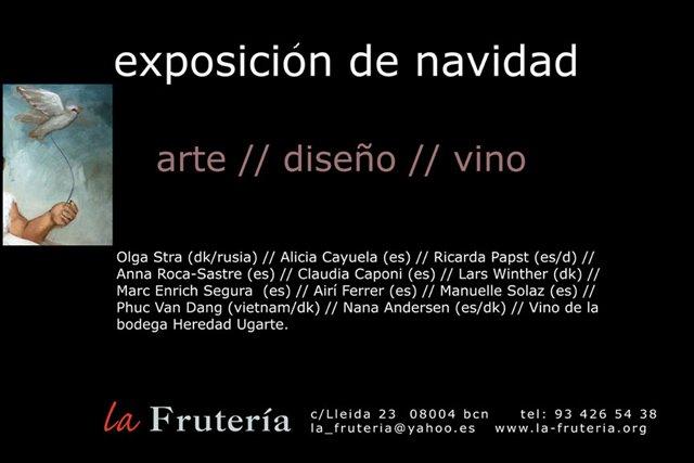 arte // diseño // vino