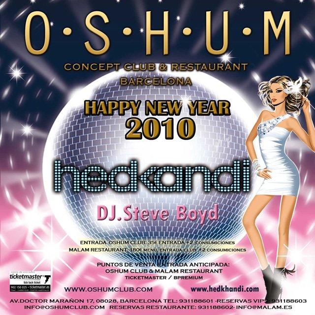 New Year at Oshum