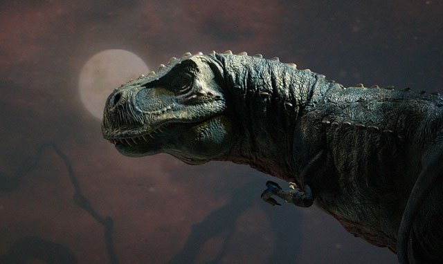 Walking with Dinosaurs—The Live Experience
