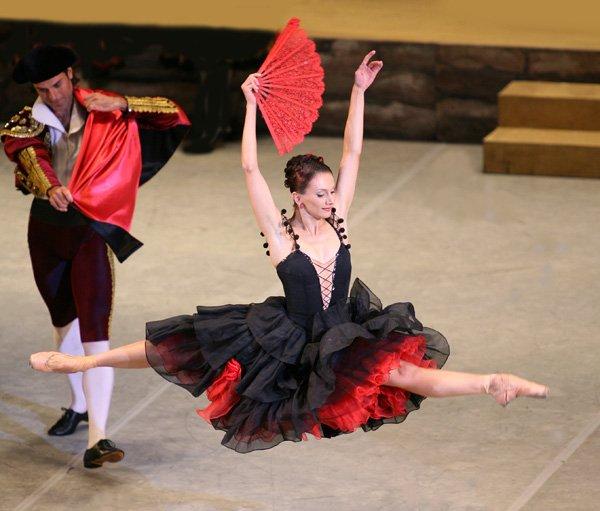 The Russian Ballet Stars