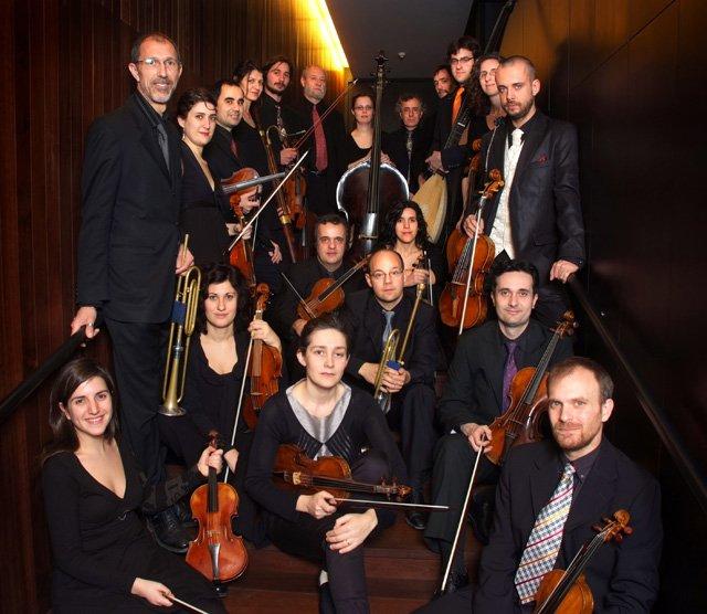 Orquestra Barroca Barcelona