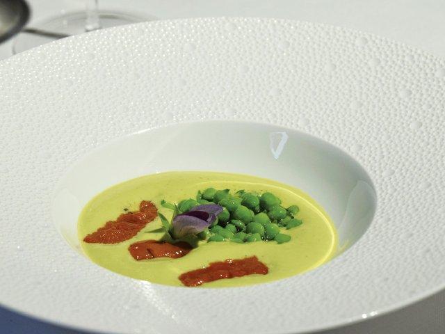 Restaurant-Review-Mercer-Restaurant-guisantes.jpg