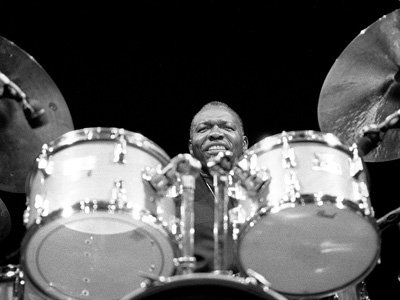 Elvin Jones home