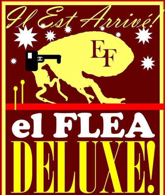 Flea deluxe