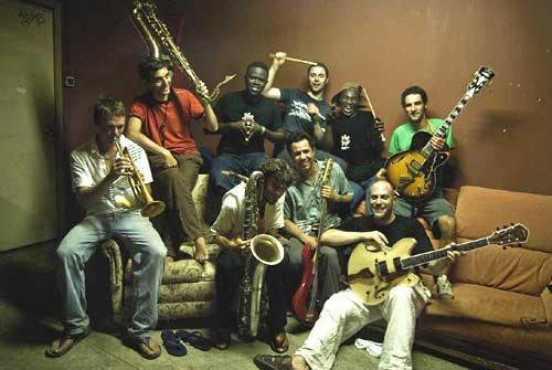 Alma Afrobeat Ensemble