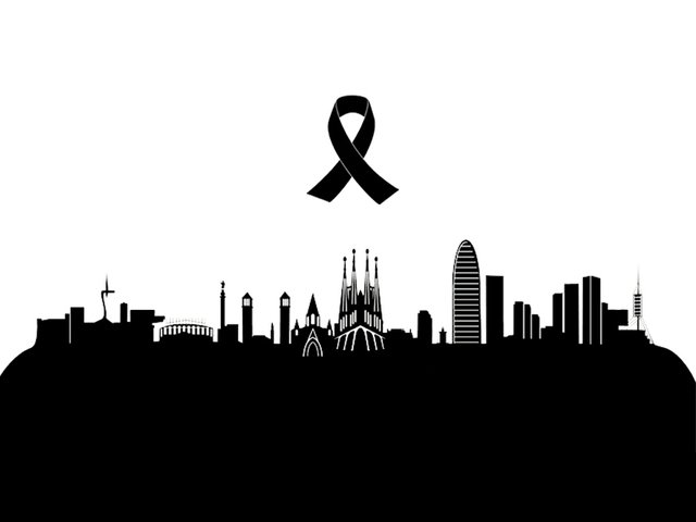 Barcelona ribbon