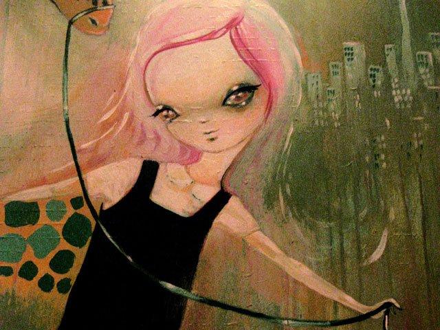 The Messenger - Miss Yucki