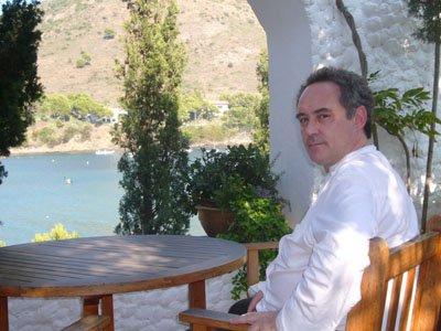 Ferran Adrià home