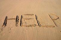 Help on the beach
