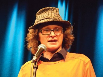 Simon Munnery home