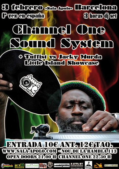 Channel One Soundsystem