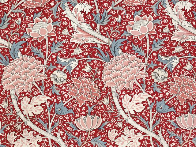 William Morris And The Arts Crafts Movement In Great Britain