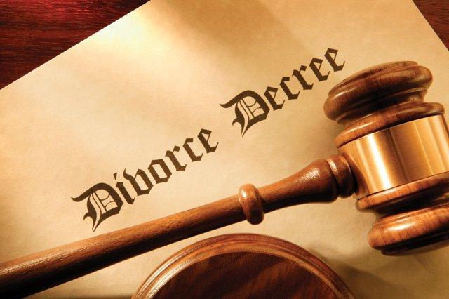 Divorce decree