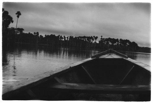 Barrantes - black and white