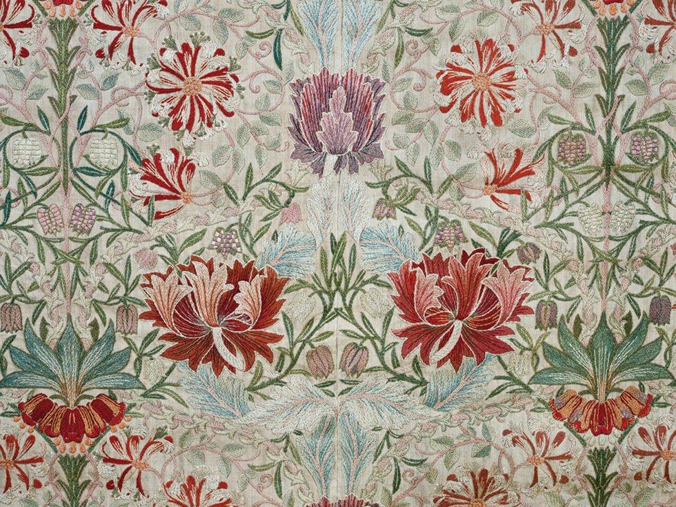 Art Review William Morris And The Arts Crafts Movement In Great Britain Barcelona Metropolitan Com
