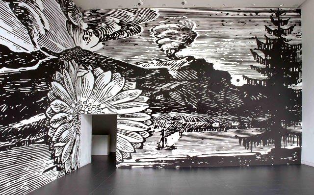 Murales. Hibernaculum