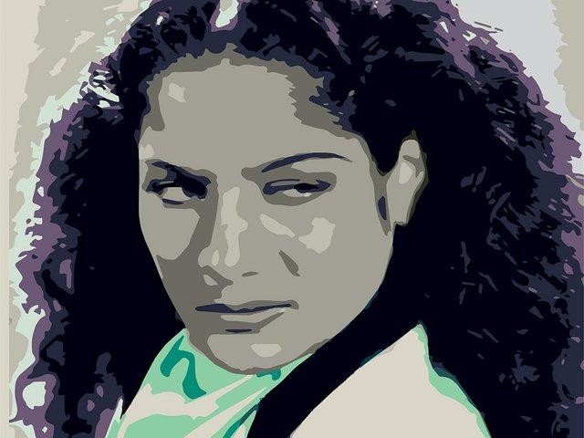 259. Carmen Amaya portrait 02