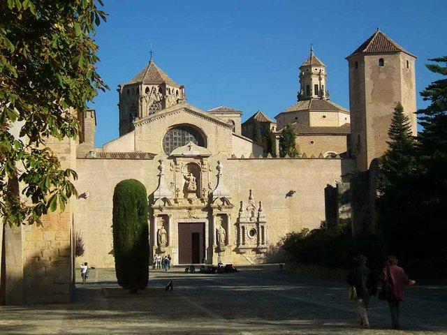Reial Monestir de Santa Maria de Poblet