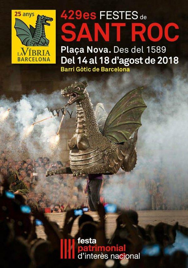 Festes SAnt Roc 2018