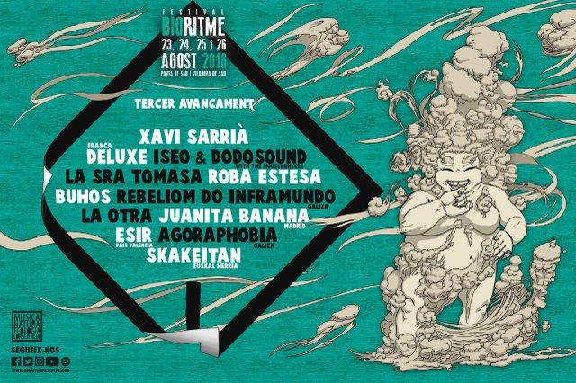 Bioritme festival 2018