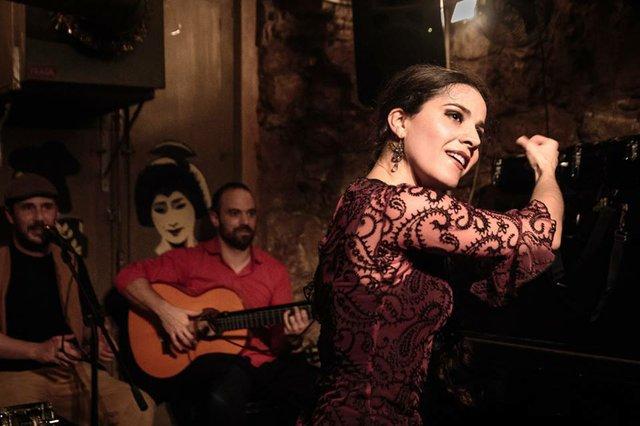 Jazz & Flamenco at Robadors 23
