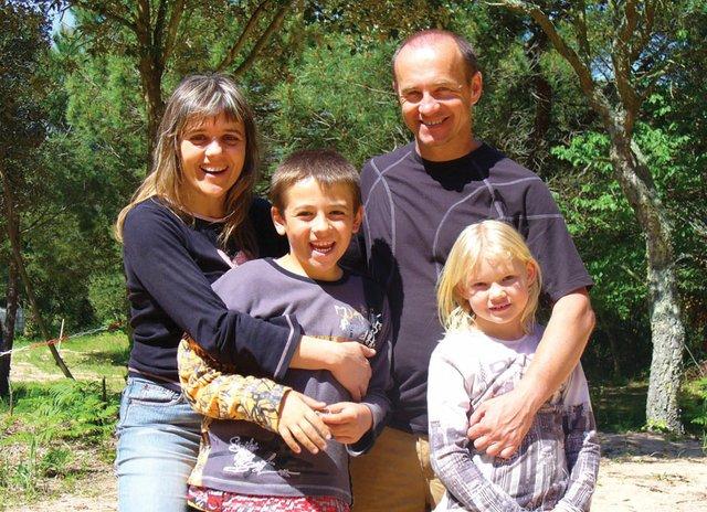 The Coufal-Dalmau family