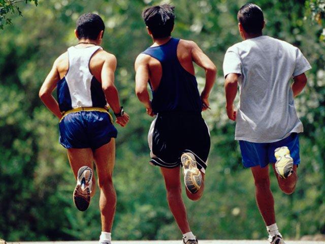 Running (home)