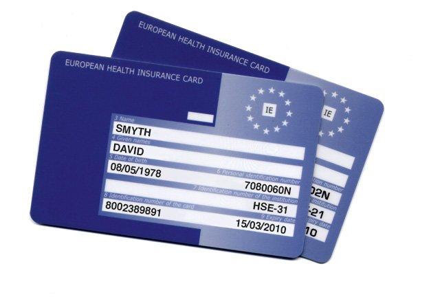 European health card