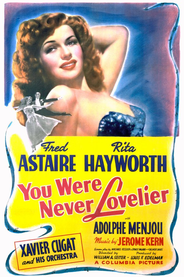 You Were Never Lovelier film