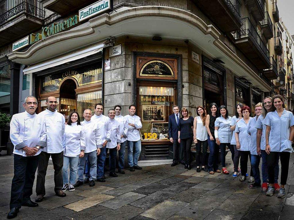Pastisseria La Colmena