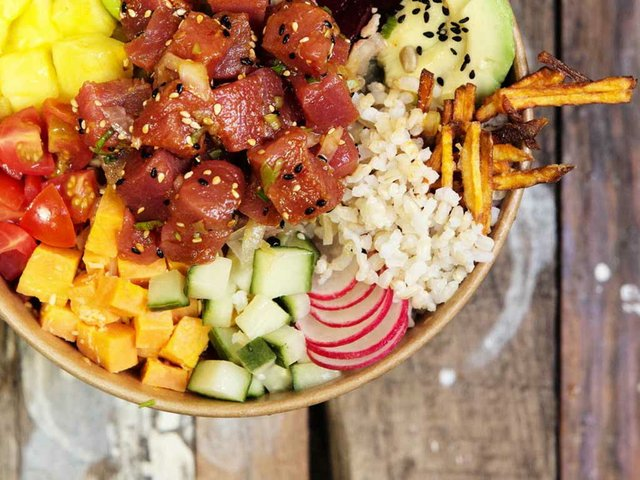 New in Town: Poke Kitchen