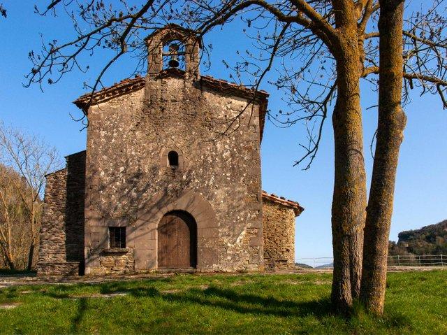 Santa Magdalena Hermitage, Rupit