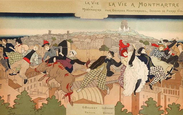 Toulouse Lautrec: The Spirit of Montmartre