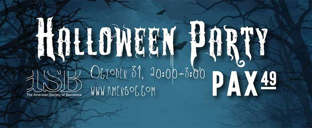 ASB Halloween Party