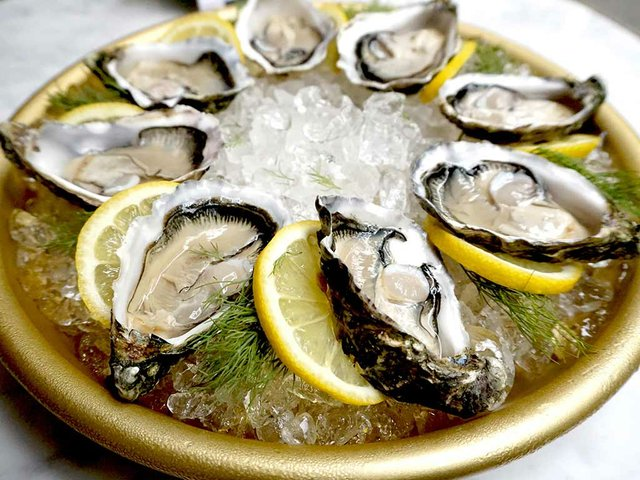 New in Town: 71 Oyster Bar