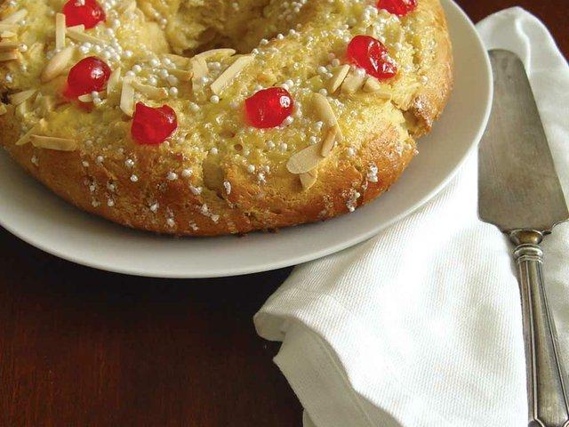 Tortell de Reis (Kings' Cake)