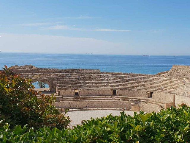 Amphitheatre Tarragona