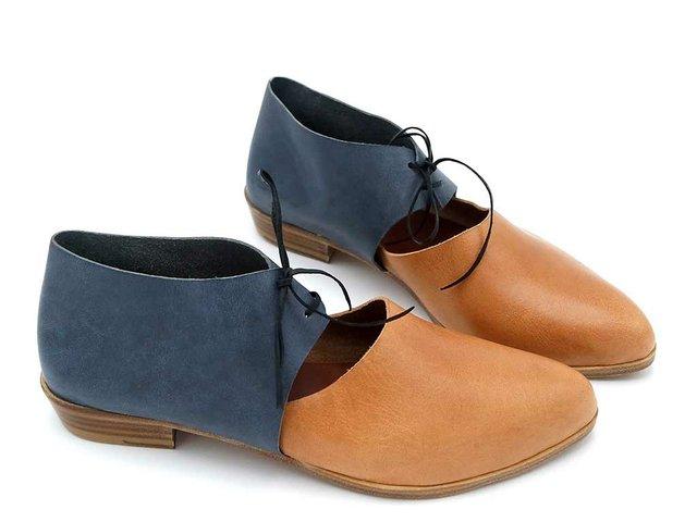 Sevilla Smith shoes. Photo by Kelli Hix.