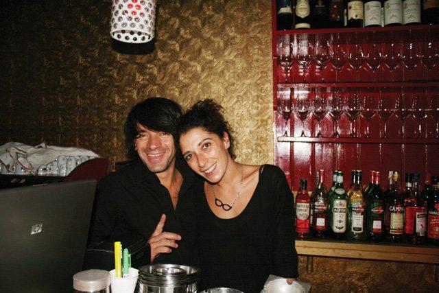 Raquel Pla and Vincenzo Petrucci