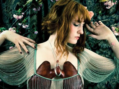 Florence and the Machine home