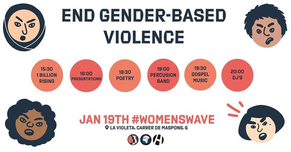 Women's Wave Barcelona 2019