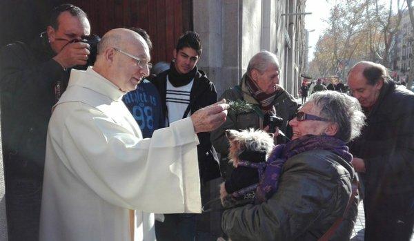 Benediccio Animals Sant Antoni